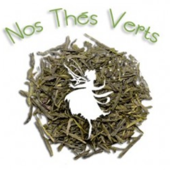 Nos thés verts